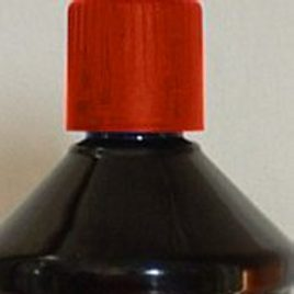 huile de paraffine rouge