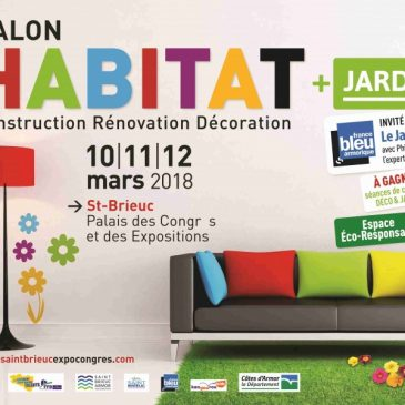 Salon de l'habitat St-Brieuc
