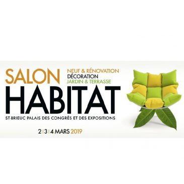 Salon de l'habitat St-Brieuc 2019